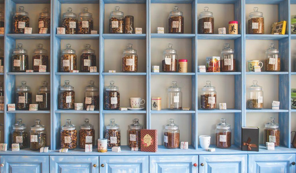 Gyógynövény kivonatok és étrend kiegészítők boltja